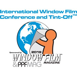 2019 International Window Film Conference and Tint-Off™